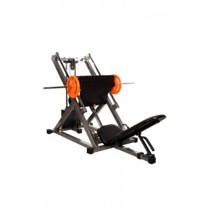 Leg Press 45º com Carga AF FORCE